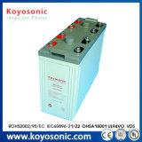 Batteria tubolare 300ah LiFePO4 del gel di Opzv della batteria tubolare libera di manutenzione