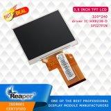 экран касания промышленной TFT LCD индикации 3.5inch 54pin 320X240 опционный
