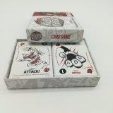 120 het Document van de Kunst van het Ontwerp van de Douane van het Spel van de Desktop van kaarten voor 2-8 Mensen om Yh339 te spelen