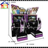 La máquina de juego de arcada de la diversión piratea el juego video de la aventura