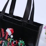 Presente relativo à promoção para o saco do alimento do recipiente da caixa de almoço do Natal