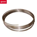 Tubo de acero revestido de cobre para el condensador del refrigerador o del congelador