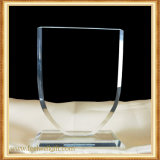 Aduana especial del trofeo del vidrio cristalino