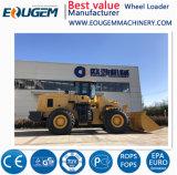 Eoguem de Lader van het Wiel van 5 Ton Zl50 met Motor Weichai