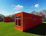 Plage mobile modulaire préfabriquée Shipping Container Chambre.