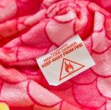 La sirena caliente de la franela del doble de la venta embroma los sacos de dormir