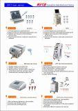 Matériel principal H-1004b de beauté de laser de la cavitation rf 6pads 650nm du Portable 5