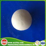 Bola de cerámica inerte para los media del soporte del catalizador