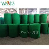 Industrielle Verbrauch-Reinigungs-Hilfsmittel-Schwamm-Reinigung-Auflagerolls-Wäscher-Auflage