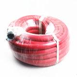 """3/4 da """" de conjunto de mangueira vermelho reforçado fibra do martelo de Jack polegada 50FT"""