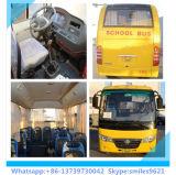 Buen estado antiguo bus Chang An