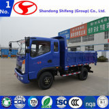 고능률을%s 가진 디젤 엔진 덤프 새로운 트럭 또는 쓰레기꾼