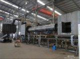 Высокое качество внутренней поверхности трубопровода серии Qgn дробеструйная очистка машины