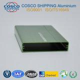 6063 T5 Штампованный алюминиевый профиль с поверхности Anodizing