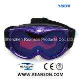 Los niños de doble capa Anti-Fog lentes gafas de nieve