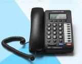 teléfono de 2.4G DECT, DECT Telepone, teléfono sin cuerda, teléfono sin cuerda de la identificación de llamante, teléfono sin hilos