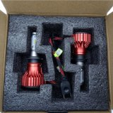 Scheinwerfer-Vorderseite-Lampen-einzelner Träger der Qualitäts-H7 des Auto-LED