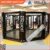 Бои Ufc ММА клетку, кружок MMA отсека для жестких дисков