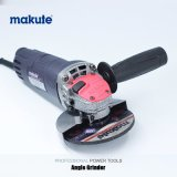 Makute Portable Power Tools 115mm Electric Angle Grinder (AG008)