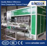 Ei-Karton-Maschinen-Plastikei-Tellersegment, das Maschine herstellt