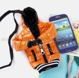 OEM en forme de Mini-Vêtement bouteille couvercle de téléphone mobile