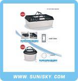 420#/ tanque de peixes de plástico transparente do tanque de peixes de aquário