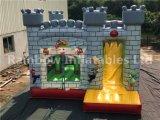 Castello di salto rimbalzante gonfiabile di nuovo disegno per la scatola popolare