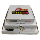 安い価格によって波形を付けられるピザボックスをカスタム設計しなさい
