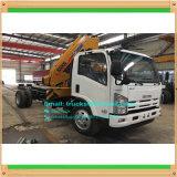 grue hydraulique de bras montée par camion de 4HK1-Tc50 Nkr 700p 4X2