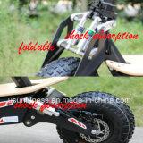 На распределение нагрузки в сложенном виде электрический двигатель мобильности для скутера с 2000 ватт