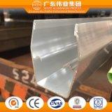 Perfil de aluminio del comerciante chino para la bañera que resbala la puerta de la ducha