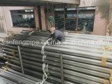 Câmara de ar do aço inoxidável para a soldadura