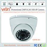 Lente fija blanca poe la visión nocturna domo CCTV Cámaras IP