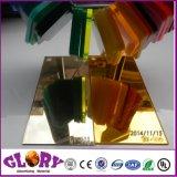 Het plastic Blad van de pMMA/Plexiglass/Acrylic- Spiegel voor Decoratie