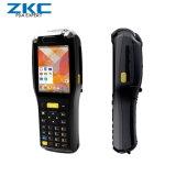 3G WiFi Bluetooth NFC를 가진 붙박이 인쇄 기계 인조 인간 4.2 Barcode 스캐너 PDA