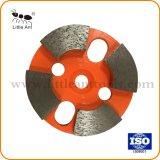 "Ferramenta de Diamante Metal Rebolos Placa abrasivos para Produto de cimento e concreto de 3""/80mm"