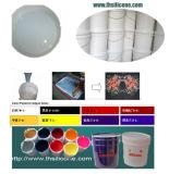 De Inkt van het silicone vervangt Plastic Inkt