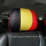 Крышка заголовника автомобиля флага футбольного болельщика вентилятора футбола