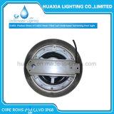 Indicatore luminoso subacqueo della piscina riempito resina dell'acciaio inossidabile 316