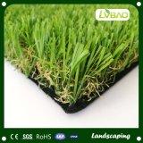 옥외 마루 40mm PE 조경 인공적인 잔디