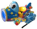 Vliegtuigen van het Spel van de Groef van het Vliegtuig van de Controle van de Rit van Kiddie van het Pretpark de Zelf