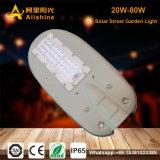 半統合された30W LEDはまたは庭のための太陽街灯をか道またはパスまたは農場または塀または壁分けた
