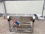 pantalla de vibración lineal de la máquina para la construcción de la arena