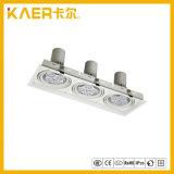 알루미늄 합금 LED 석쇠 Lighth