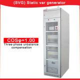 400V 30kvar generador Static Var SVG, 3p3l/3p4l estructura de red de energía
