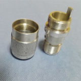 Aluminium 6061 draaide Delen CNC Machinaal bewerkend Delen