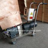 강철 위생 액체 이동 소스 및 잼 회전자 펌프