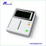 Máquina portable de ECG con el certificado del Ce