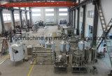 Geautomatiseerd Water die de Gebottelde Installatie van de Verpakking van de Productie van de Productie van het Water bottelen