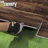 Haga clic en la serie Woonden Spc de Plástico Material de vinilo suelos de baldosa de cubierta de PVC